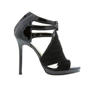Black Suede Heels at www.susiesawaya.com.au