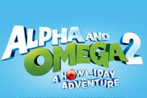 Alpha and Omega 2 Cover
