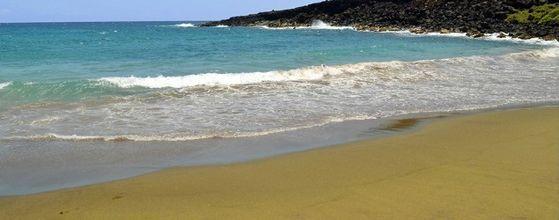 Michael And Maris Walking Along The пляж, пляжный Behind His Spacious Главная In Los Angeles