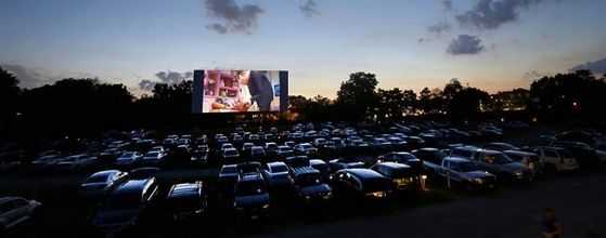 The Drive-In Movie Theater Where He Proposed To Maris