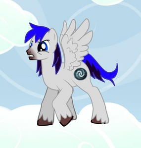 Forever Wind, the first pegasus and the ancient Element of Air