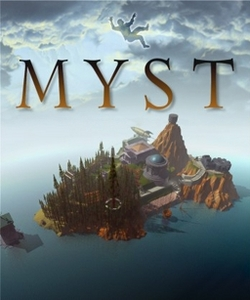 Cover of MYST.