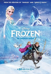 Nữ hoàng băng giá movie poster