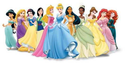 The Princesses Before