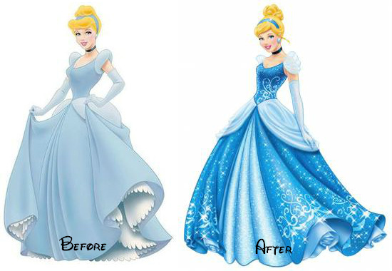 Countdown Most Accurate Redesigns Disney Princess Fanpop