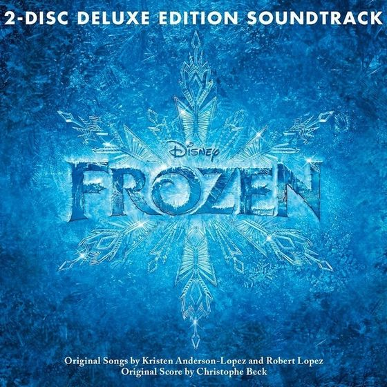 The फ्रोज़न Soundtrack