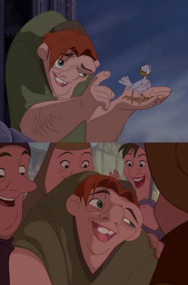 Fanpop S Favourite The Hunchback Of Notre Dame Characters