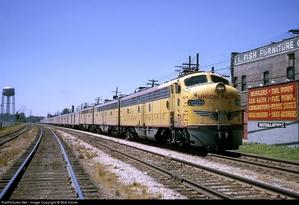 Union Pacific train 348