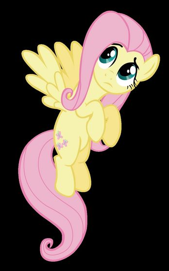 Fluttershy is confused