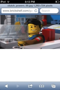 lego the adventures of clutch powers wiki