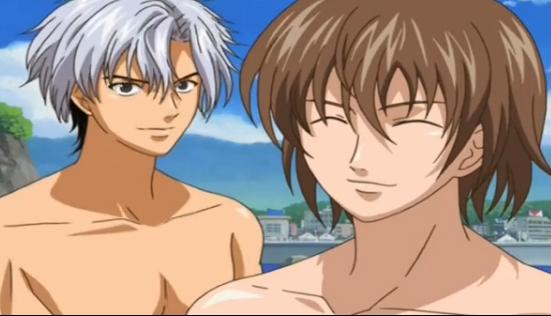 Fuji & Saeki