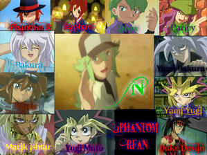 The eleven characters who have inspired me in 2013!
