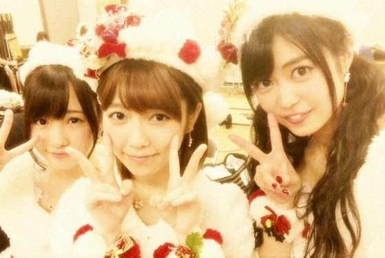 Ricchan, Paruru, and Aamin