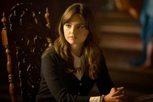 Clara must say goodbye to her Doctor.