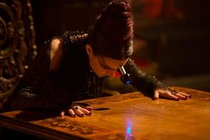 Tasha Lem in 'The Time of the Doctor'.