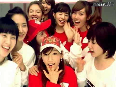 10. Girls' Generation