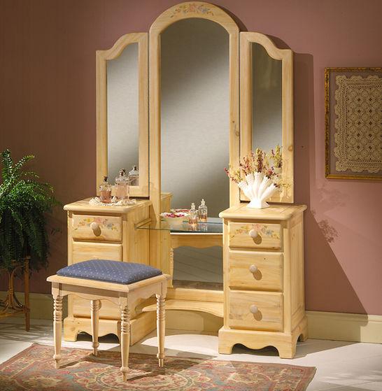The Vanity Set In Bedroom