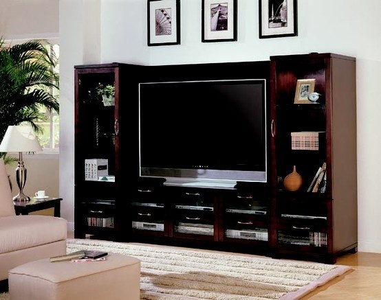Michael's State-Of-The-Art Home Entertainment Center