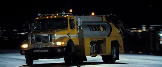 Lasala's truck