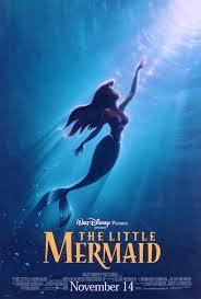 The Little Mermaid with 283 points