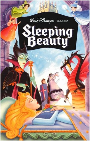 Sleeping Beauty with 197 points