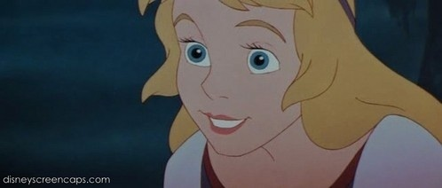 8. Eilonwy: known as the forgotten disney Princess, stunning none the less.