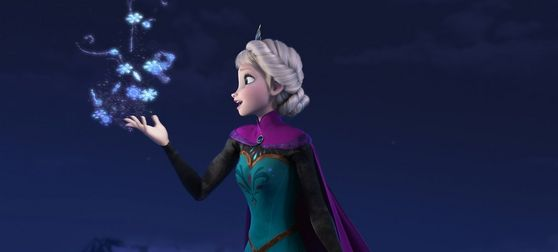 """The cold never bothered me anyway."""