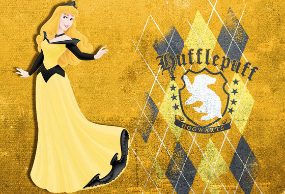 Or you might belong in Hufflepuff, where they are just and loyal