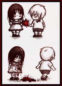 Heartbreak!!! </3 :'(
