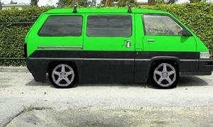 Raymond's фургон, ван