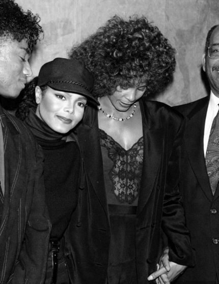 Janet, The First One To Know About Michael's Engagement