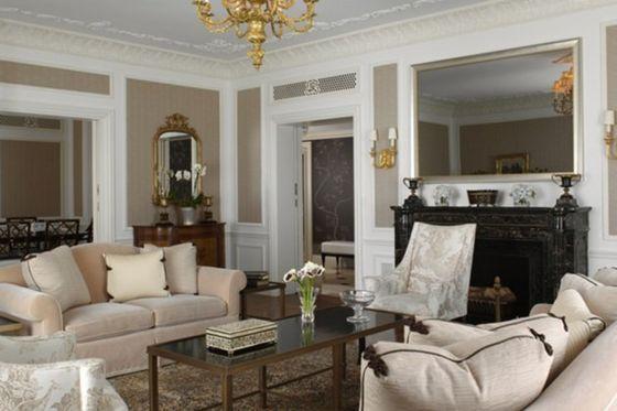 The Living Room At Michael's Palm pantai Estate