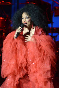 Good Friend Diana Ross, Who Was In Attendance At Michael's Engagement Party And His Wedding