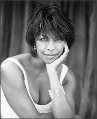 Natalie Cole, Another Guest At Michael And Maris' Weddding