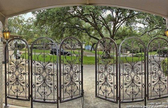 The Gates To Michael's House