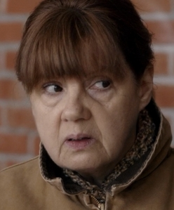 Annie Golden playing the role of Norma