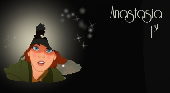 Anastasia (Anastasia, volpe animazione studio,1997)