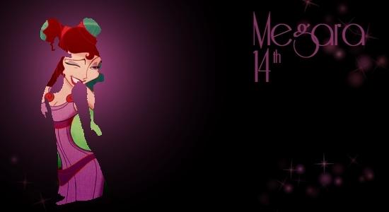 Megara (Hercules, Disney,1997)