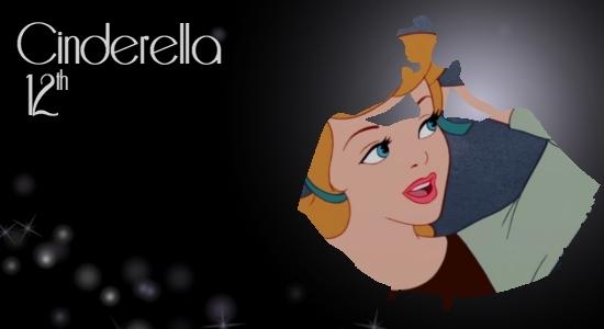 Cenerentola (Cinderella, Disney,1950)