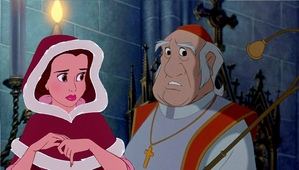 """What does Frollo have against gypsies anyway?"""