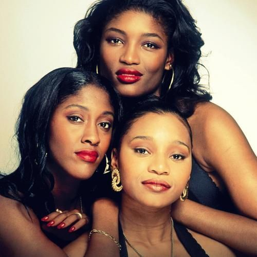 '90's Vocal Group, SWV, Who In Attendance At The Party