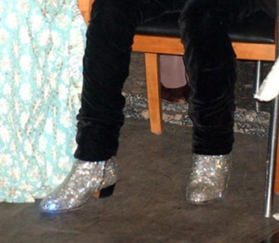These Are The Boots Michael Wore To The ডিনার Party