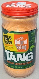Tang Breakfast Drink He Has Every Morning At Breakfast
