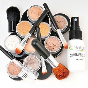 Special Type Of Cosmetics Used For The Phootshoot Adjacent To Michael's Request