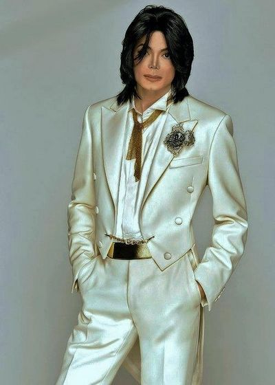 The Tuxedo Michael Wore At His Wedding