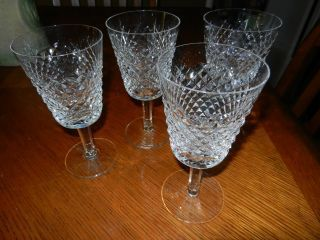 Antique Glassware Where The Drinks Were Served