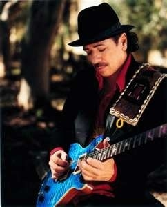 Good Friend, Carlos Santana, Who Performed At The Wedding Reception