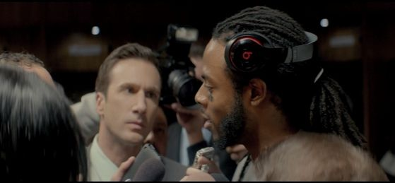Beats by Dre - Chris Waters and Richard Sherman