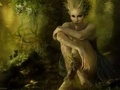 A Faery in the Woods