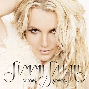 "Britney Spears' album - ""Femme Fatale (Deluxe Version)"""